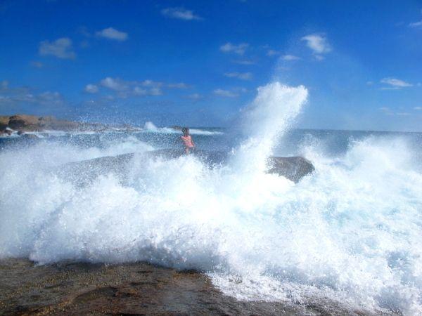 Australie du sud ouest : faire trempette dans les vagues