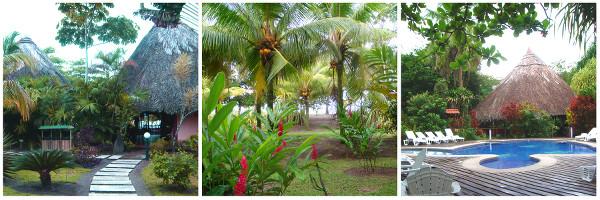 Turtle Beach Lodge, lieu de vacances au Costa Rica