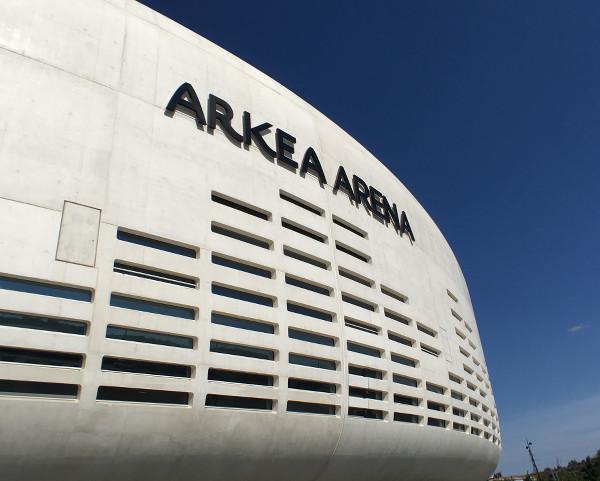 Bâtiment de l'Arkea Arena