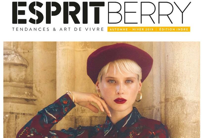 Couverture magazine Esprit Berry n°7