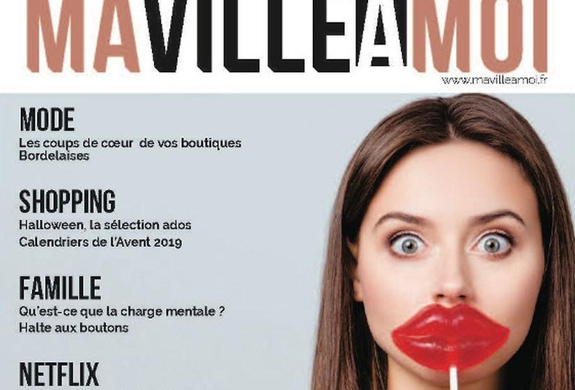 Couverture Magazine MaVilleAMoi n°50