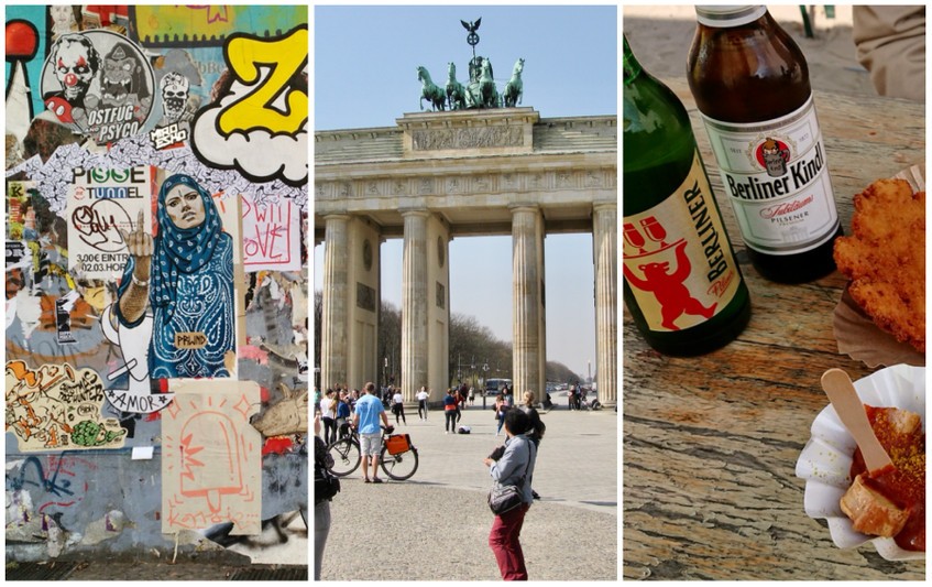 Montage photos de Berlin