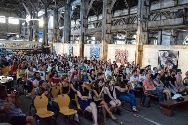 Spectateurs lors d'une précédente édition de Traveler On Stage