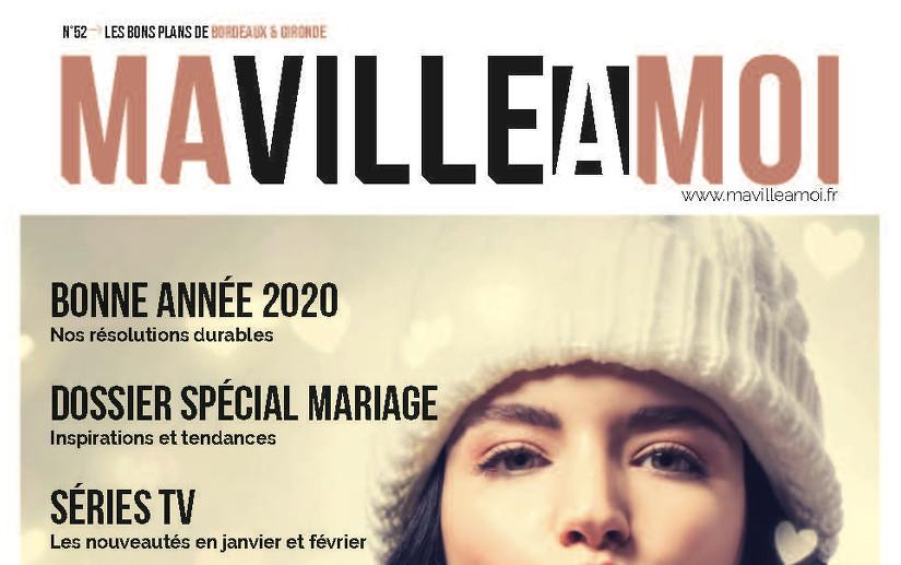 Couverture magazine MaVilleAMoi n°52