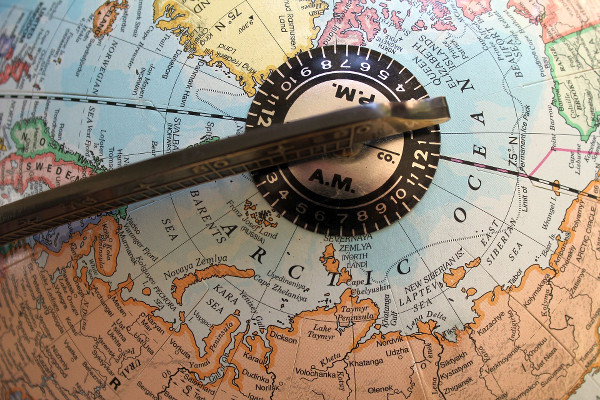 mappemonde pour bien choisir sa destination de voyage