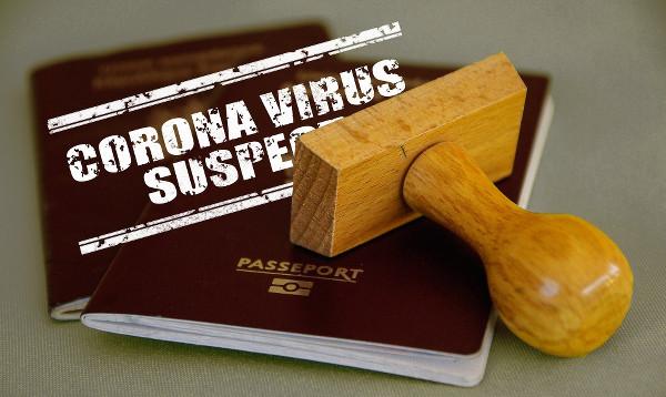 passeport tamponné interdisant les Français dans le pays