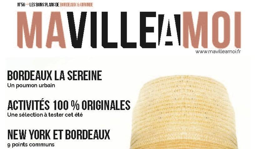 Couverture du magazine MaVilleAMoi n°56