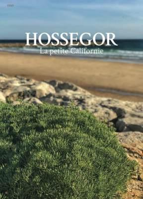 Première page de l'article sur Hossegor dans le magazine MaVilleAMoi n°57