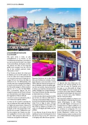 Article page 2 Cuba Esprit Berry n°10