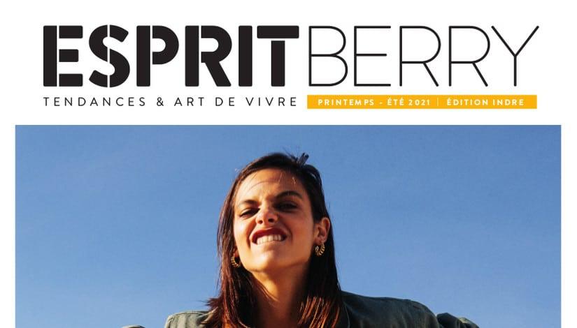 Couverture du Magazine Esprit Berry n°11
