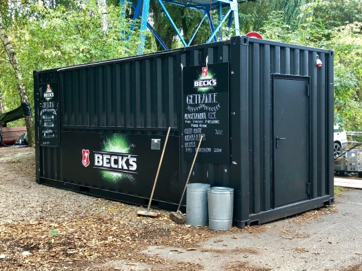 container-becks-schwarz