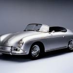 La mitica Porsche 356 Speedster