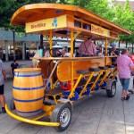 L'Olanda è la patria della Beer Bike