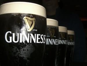Storico cambiamento di produzione in casa Guinness