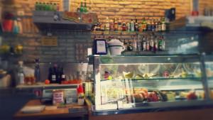 Il Giufa Cafè, a Roma