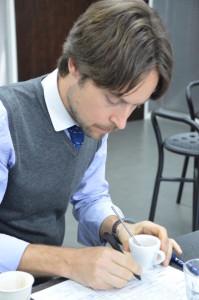 Andrej Godina, presidente di Umami Area