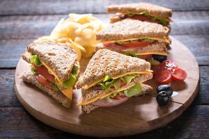 Il Sandwich è un elemento caratteristico di ogni bar