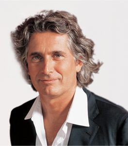 Il designer Luca Trazzi