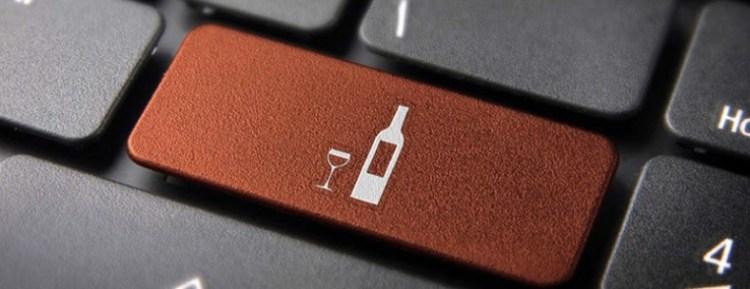 vendita vino in internet
