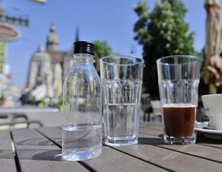 Caffè trasparente
