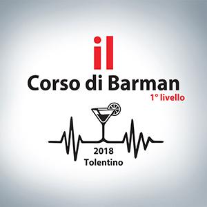 21 MAGGIO 2018 CORSO BARMAN 1° livello