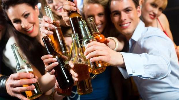 effetti dell'alcol sul corpo