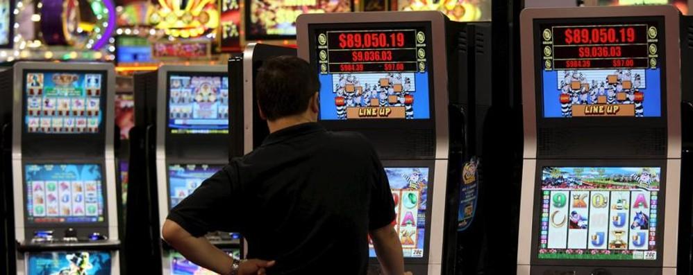 slot machines al bar