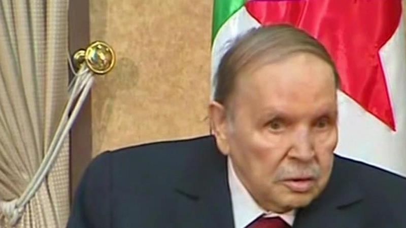 الجزائر: عبد العزيز بوتفليقة يؤكد أنه سيبقى رئيسا بعد انتهاء فترة ولايته