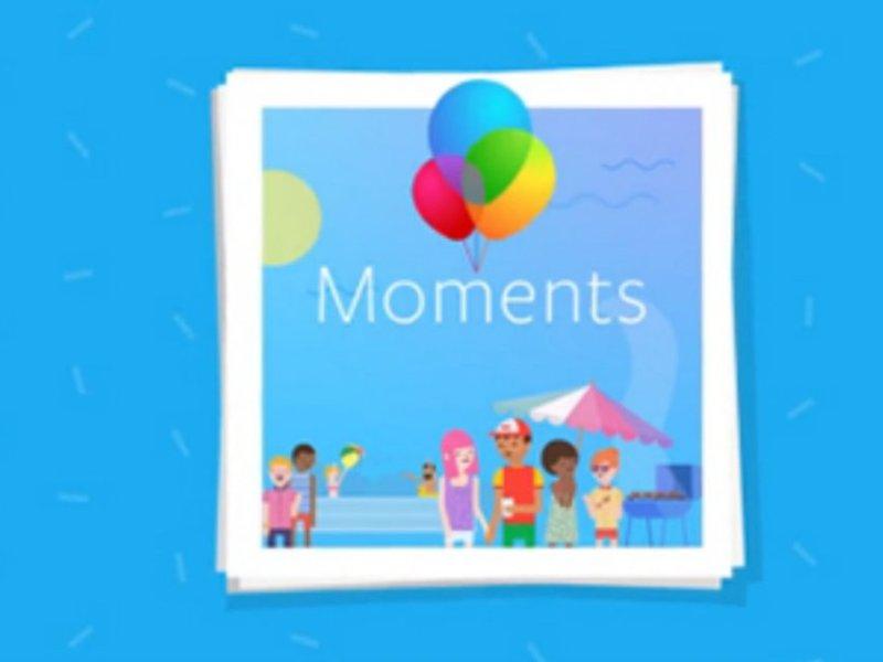الفيسبوك ستغلق لحظات ، تطبيق لمشاركة وحفظ الصور الخاصة