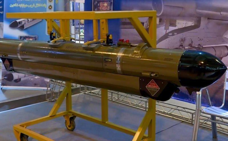 إيران تعرض أحدث التطورات في مجال الأسلحة