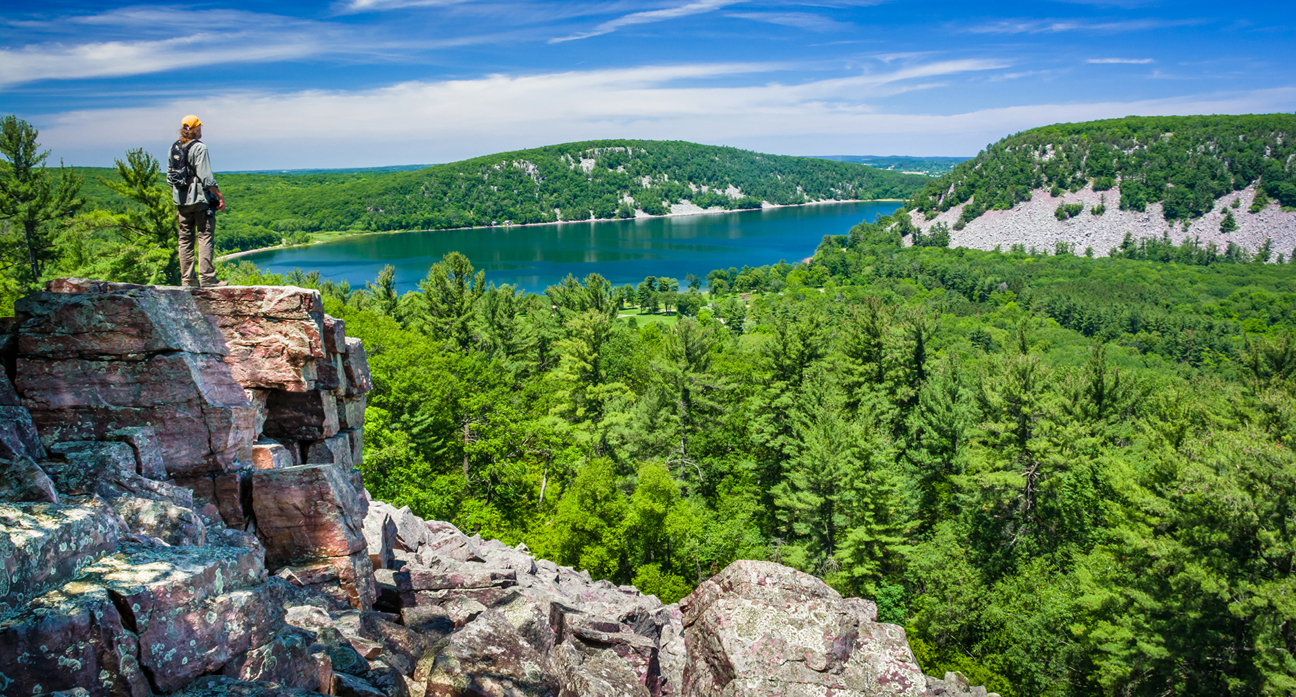 Devil's Lake Baraboo