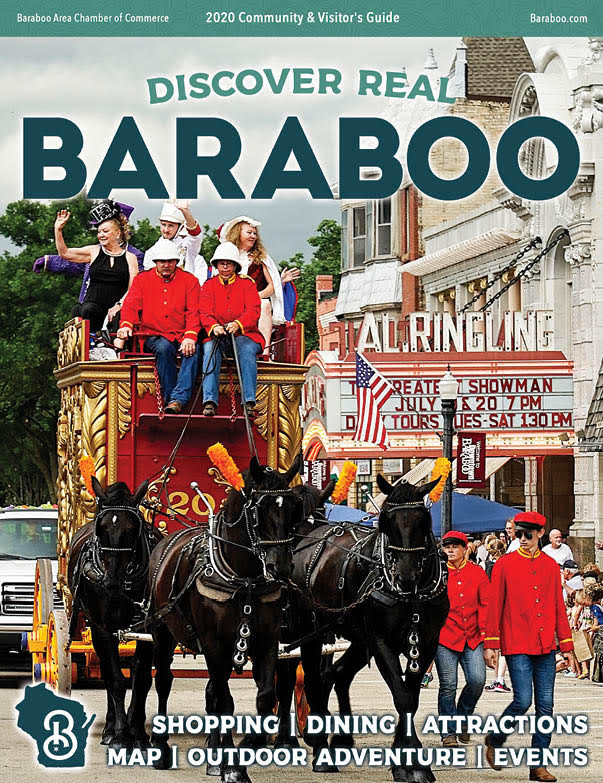 Discover Real Baraboo Visitor Guide
