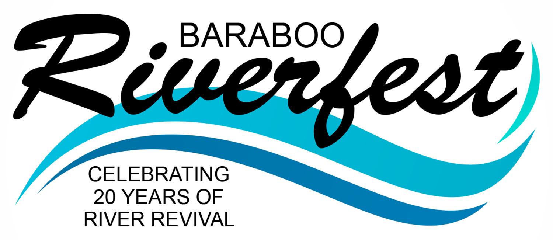 Baraboo Riverfest Logo
