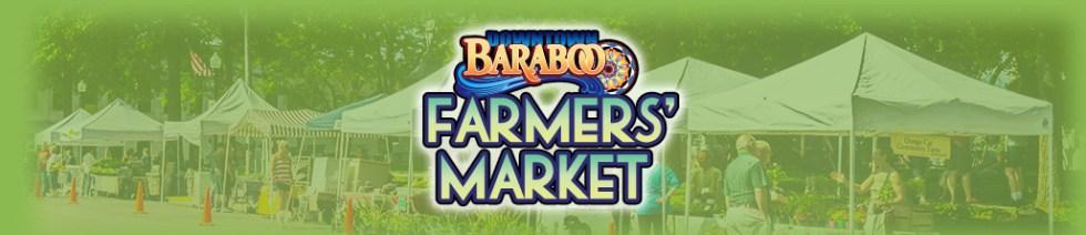 Downtown Baraboo Farmers Market
