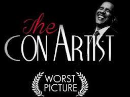 The Con Artist Barack Obama