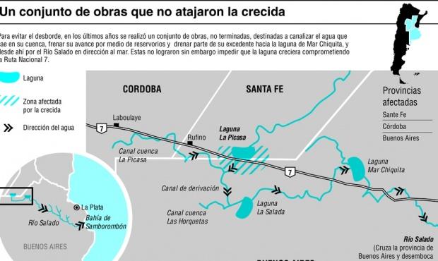 Resultado de imagen para desborde de La Picasa