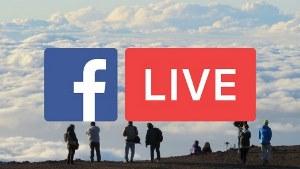 לייב וידאו לייב פייסבוק - תחזית שיווק המוסיקה