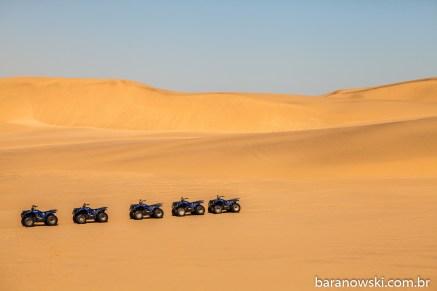 Namíbia - Swakopmund
