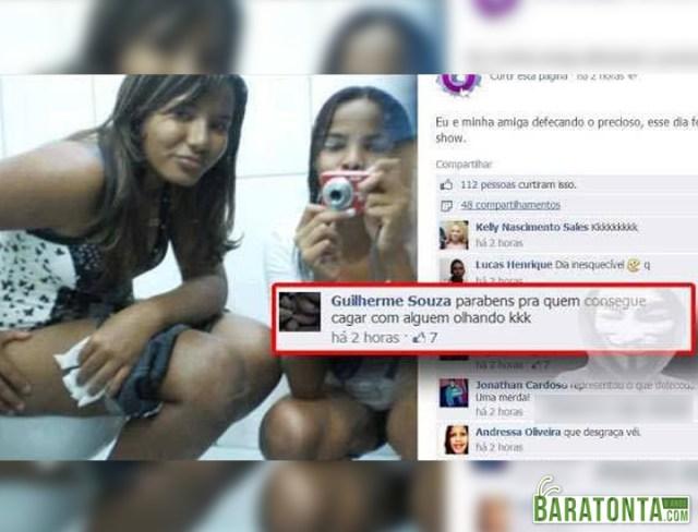 E tinha gente que reclamava do Orkut