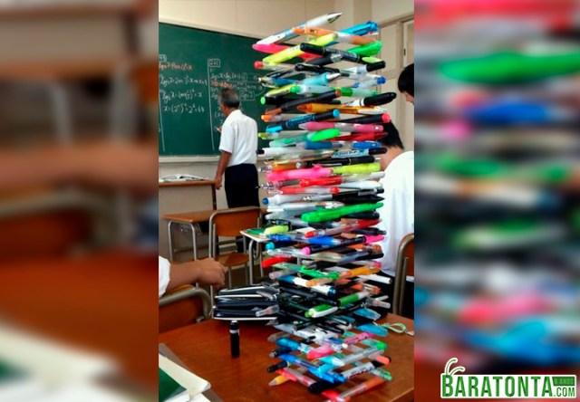 A aula tá tão interessante que
