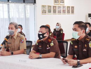 Bangun Zona Integritas, Kejari Kota Bogor Siap Jadi Teladan