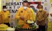 Peringati 57 Tahun, Golkar Kota Bogor Launching Website dan Rilis Lagu