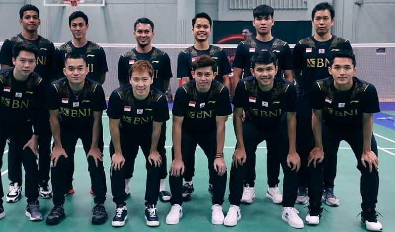 Head to Head Piala Thomas, Indonesia Unggul Jauh Atas Malaysia
