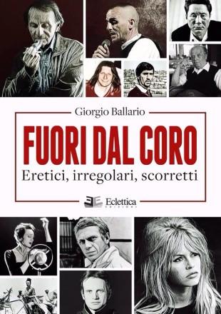 La copertina del saggio di Giorgio Ballario: tra le foto c'è anche Gigi Meroni