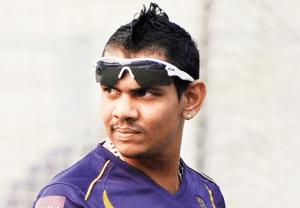 Sunil Narine.