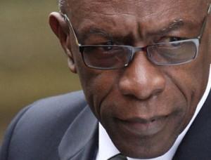 National Security Minister Jack Warner.
