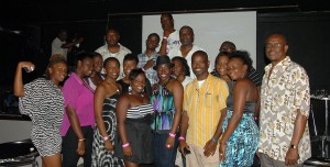 Barbados TODAY staff, friends and family.