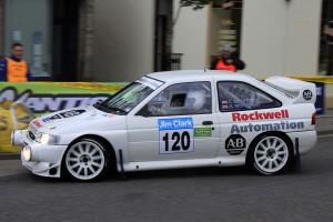 Nigel Worswick returning for the June Rally.