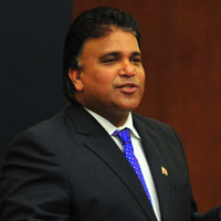 Leader of the House RoodalMoonilal.