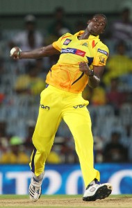 Barbados' Jason Holder made his IPL debut today.